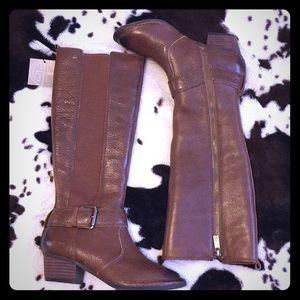 Gianni Bernini Allcottnut Leather Boots